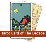Tarot Card of The Decade